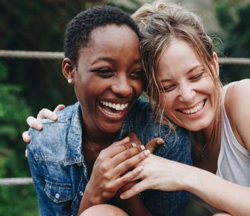 The Health Benefits of Laughing